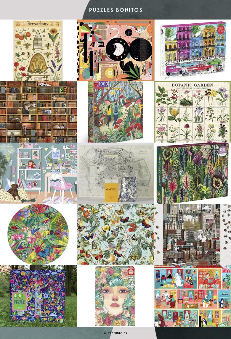 puzzles bonitos